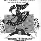 The Tiger And The Pussycat (1967) - Ann-Margret  DVD