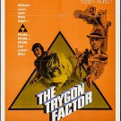 The Trygon Factor (1966) - Stewart Granger  DVD