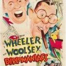 Diplomaniacs (1933) - Bert Wheeler  DVD