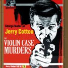 Jerry Cotton : The Violin Case Murders (1965) - George Nader  DVD