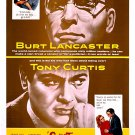 Sweet Smell Of Success (1957) - Burt Lancaster  DVD