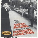 Desperate Characters (1971) - Shirley MacLaine  DVD