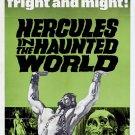 Hercules In The Haunted World (1961) - Mario Bava  DVD