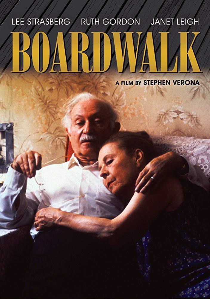Boardwalk (1979) - Lee Strasberg  DVD