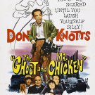 The Ghost And Mr. Chicken (1966) - Don Knotts  DVD