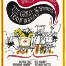 The Great St. Trinian´s Train Robbery (1966) - Frankie Howerd  DVD