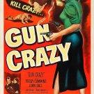 Gun Crazy (1950) - Peggy Cummins  DVD