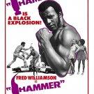 Hammer (1972) - Fred Williamson  DVD