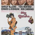My Geisha (1962) - Shirley MacLaine  DVD