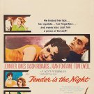 Tender Is The Night (1962) - Jason Robards  DVD
