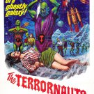 The Terrornauts (1967) - Simon Oates  DVD