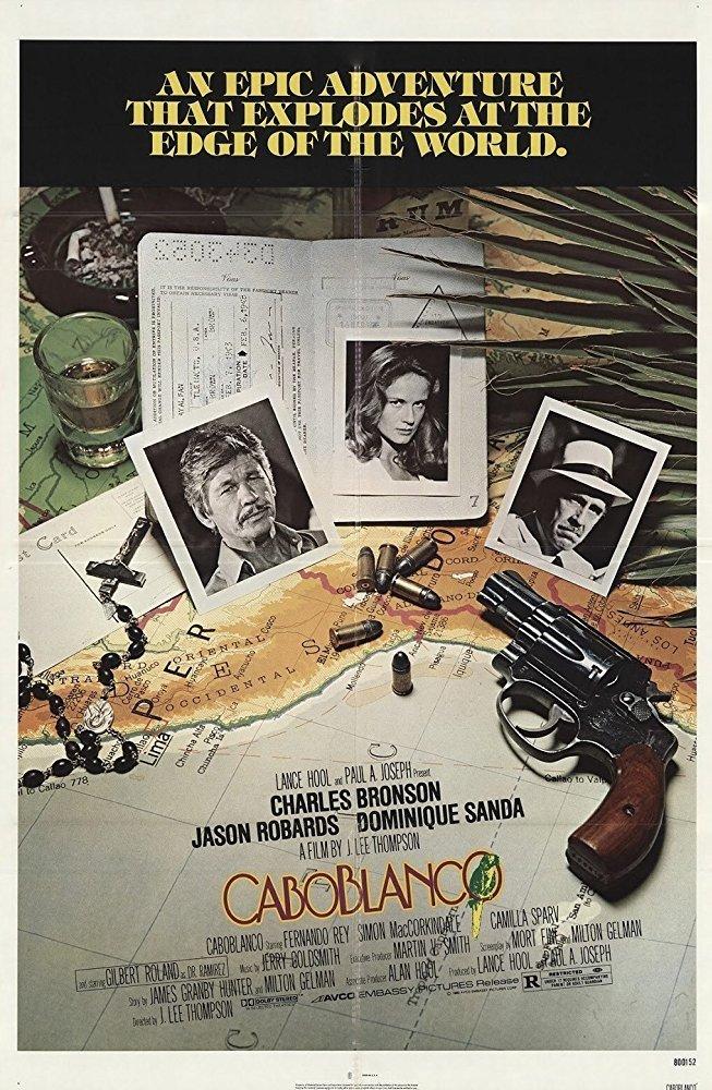 Caboblanco (1980) - Charles Bronson  DVD
