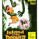 Island Of The Doomed (1967) - Cameron Mitchell  DVD