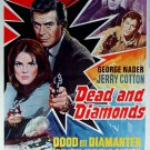 Jerry Cotton : Death And Diamonds (1968) - George Nader  DVD