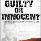 Guilty or Innocent : The Sam Sheppard Murder Case (1975) - George Peppard  DVD