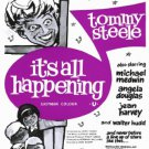 It´s All Happening AKA The Dream Maker (1963) - Tommy Steele  DVD