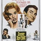 Sunday In New York (1963) - Rod Taylor  DVD