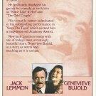 Alex And The Gypsy (1976) - Jack Lemmon  DVD
