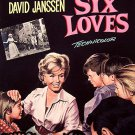 My Six Loves (1963) - Debbie Reynolds  DVD