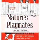 Nature´s Playmates (1962) - Herschell Gordon Lewis  DVD
