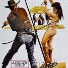 Nude Django AKA Brand Of Shame (1968) - Cara Peters  DVD