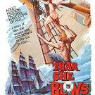 Thar She Blows (1968) - Shari Mann  DVD