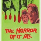 The Horror Of It All (1964) - Pat Boone  DVD