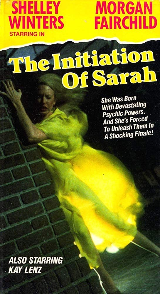 The Initiation Of Sarah (1978) - Kay Lenz  DVD