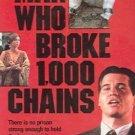 The Man Who Broke 1,000 Chains (1987) - Val Kilmer  DVD