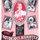 The Notorious Daughter Of Fanny Hill (1966) - Stacey Walker  DVD