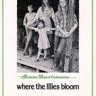 Where The Lilies Bloom (1974) - Harry Dean Stanton  DVD
