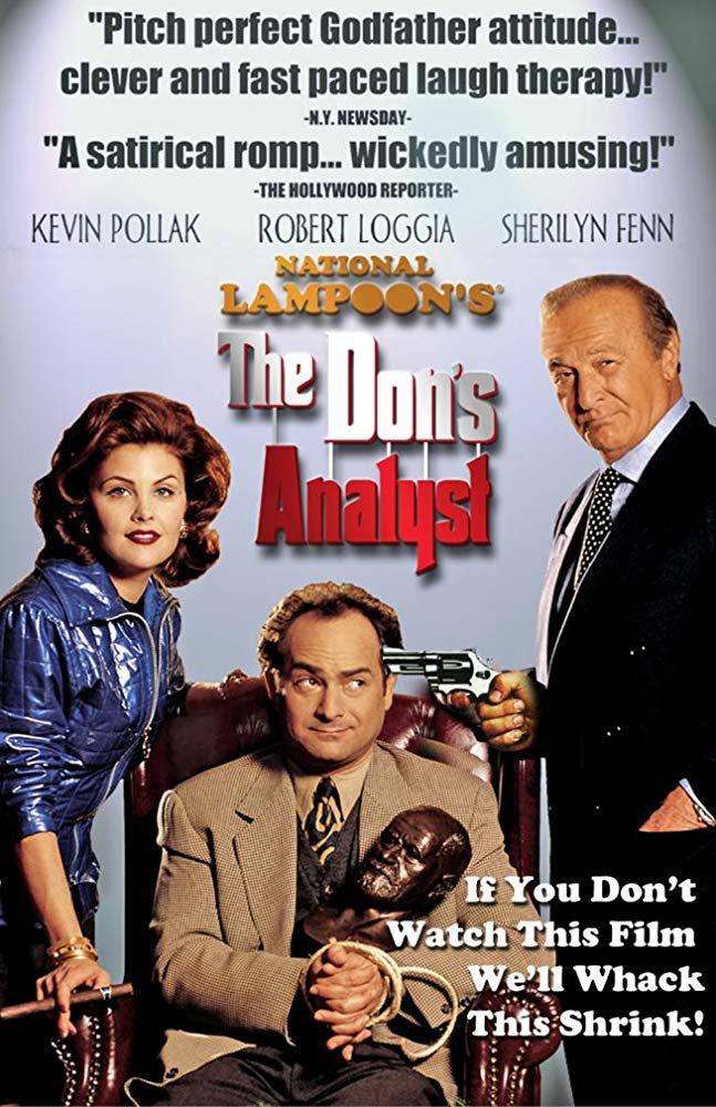 The Don´s Analyst (1997) - Rick Aiello  DVD