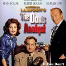 The Don´s Analyst (1997) - Rick Aiello  DVD