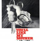 You´ll Like My Mother (1972) - Patty Duke  DVD
