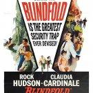 Blindfold (1966) - Rock Hudson  DVD