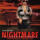 Nightmare In Badham County (1976) - Chuck Connors  DVD