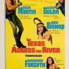 Texas Across The River (1966) - Dean Martin  DVD