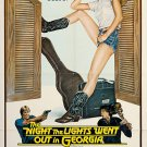 The Night The Lights Went Out In Georgia (1981) - Kristy McNichol  DVD