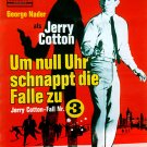 Jerry Cotton :The Trap Snaps Shut At Midnight (1966) - George Nader  DVD