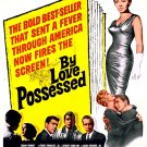 By Love Possessed (1961) - Lana Turner  DVD