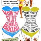 How To Stuff A Wild Bikini (1965) - Mickey Rooney  DVD