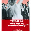 What Do You Say To A Naked Lady ? (1970)  DVD