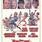 Eight On The Lam (1967) - Bob Hope  DVD
