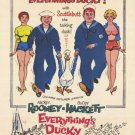 Everything´s Ducky (1961) - Mickey Rooney  DVD