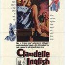 Claudelle Inglish (1961) - Diane McBain  DVD