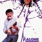 Malone (1987) - Burt Reynolds  DVD