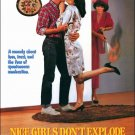 Nice Girls Don´t Explode (1987) - Barbara Harris  DVD