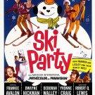Ski Party (1965) - Frankie Avalon  DVD