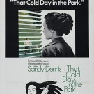 That Cold Day In The Park (1969) - Sandy Dennis  DVD