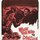Billy The Kid Versus Dracula (1966) - John Carradine  DVD
